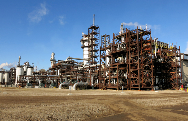 The Shell Quest carbon capture and storage project near Fort Saskatchewan, Alberta, is designed to capture about one-third of the emissions from a plant that upgrades bitumen from Canada's oil sands to synthetic crude oil.