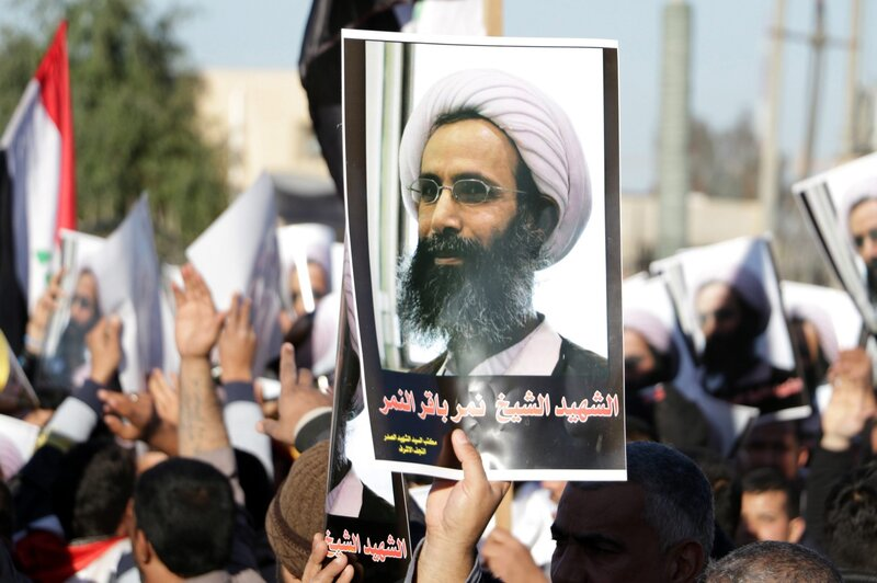 Image result for photos of Sheikh Nimr al-Nimr,