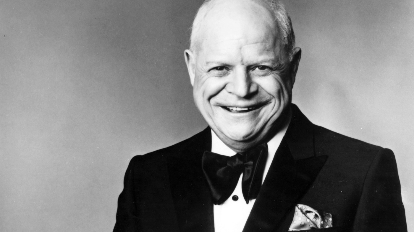 comedian don rickles merciless 39 merchant of venom 39 dies at 90 the two way npr. Black Bedroom Furniture Sets. Home Design Ideas