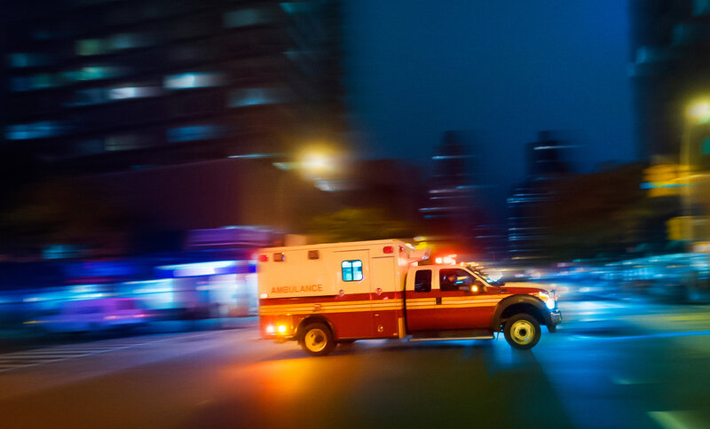 essay on ambulance