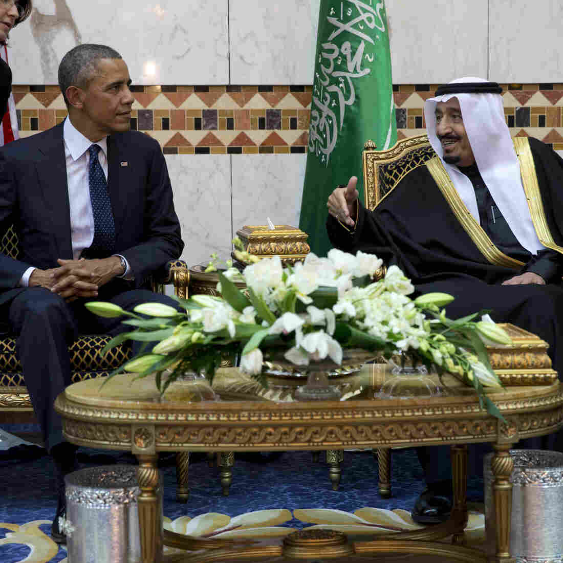 Under King Salman, Saudi Arabia Takes A Harder Line With Iran