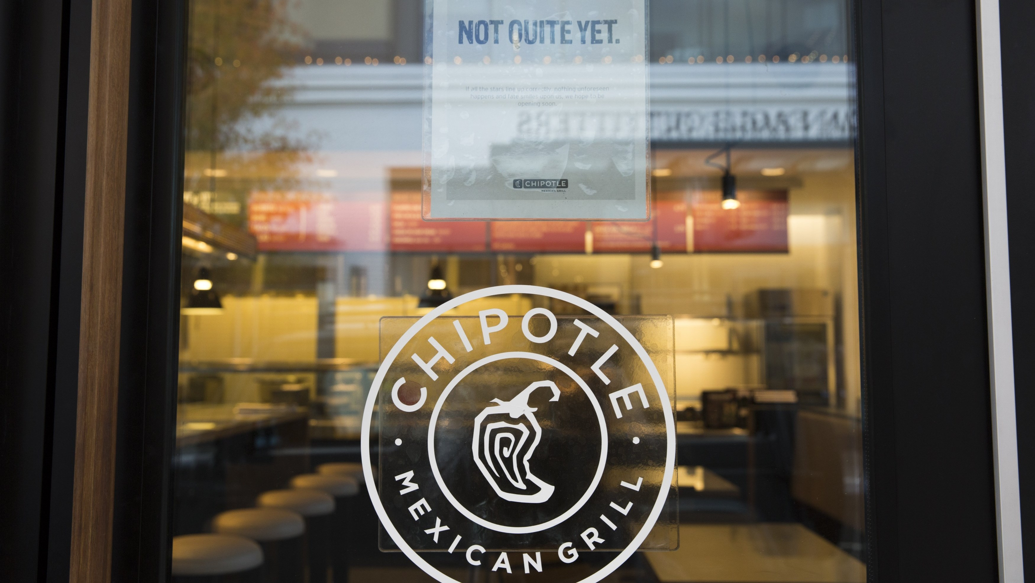 Chipotle Mexican Grill Food With Integrity Case