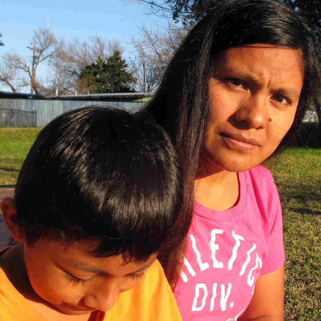 Central American Families Fear Deportation As Raids Begin