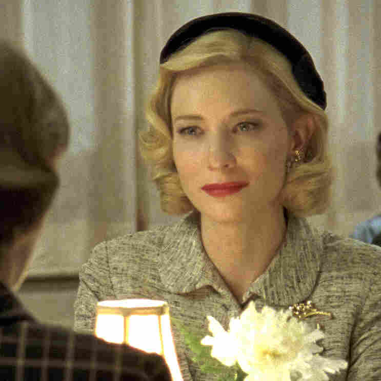 In 'Carol,' 2 Women Leap Into An Unlikely Love Affair
