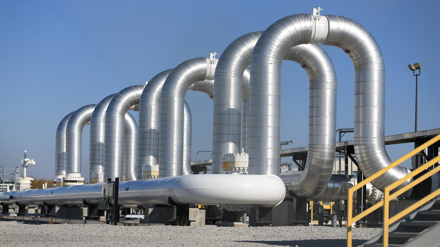 Company Behind Keystone XL Oil Pipeline Sues U.S. Government : The ...