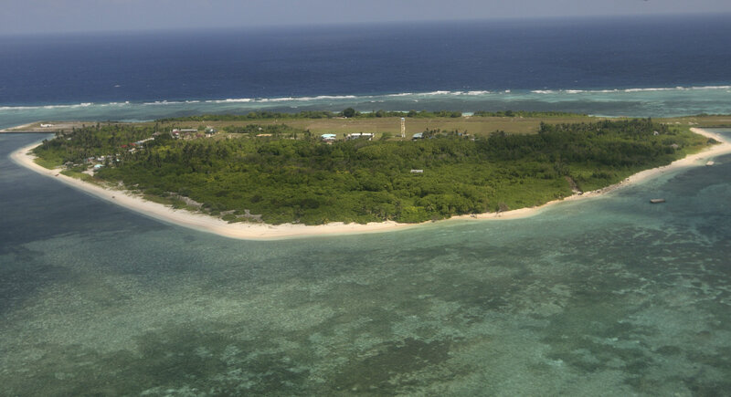 in the tussle for the south china sea a mayor tries to protect his