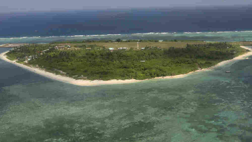 In The Tussle For The South China Sea, A Mayor Tries To Protect His Island