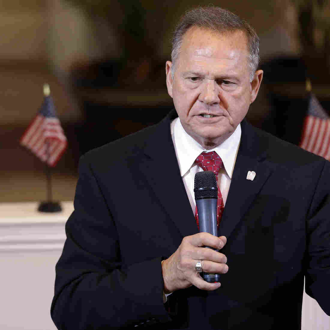 Alabama Chief Justice Orders Judges To Enforce Ban On Same-Sex Marriage