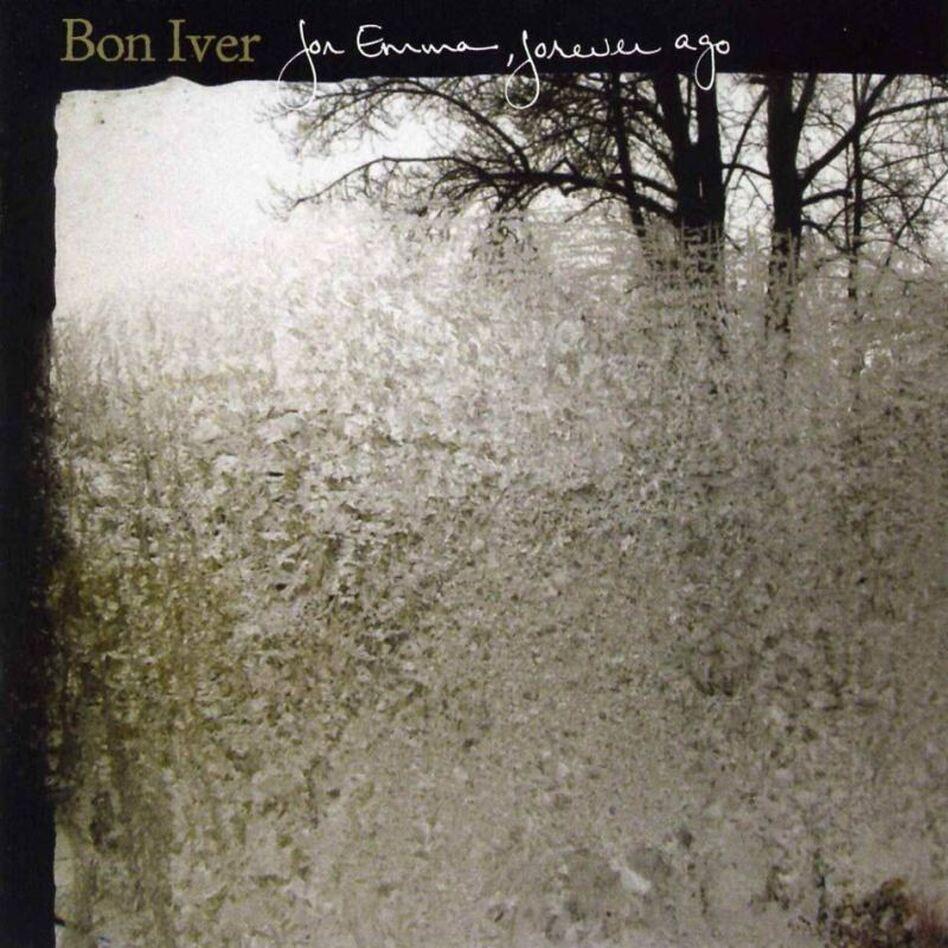 Cover art for Bon Iver's For Emma, Forever Ago