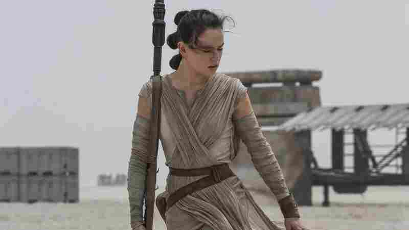 Rey, played by Daisy Ridley, was the central figure in Star Wars: The Force Awakens. But she was far from a central figurine when it came to the movie's tie-in toys and games.