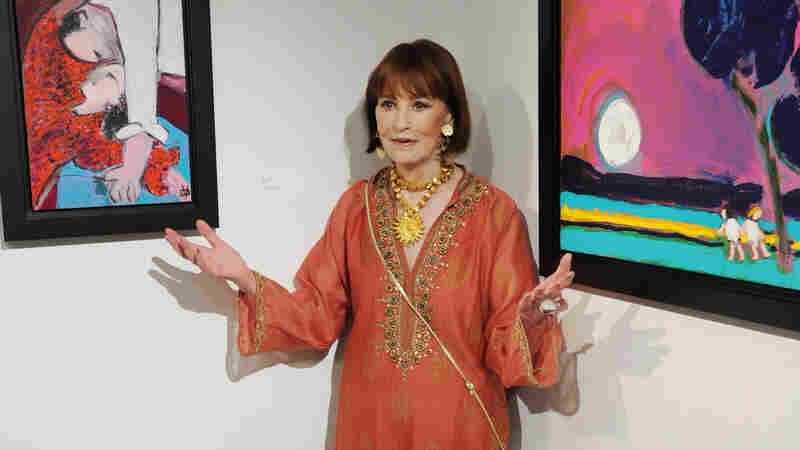 Artist, Heiress And Designer Gloria Vanderbilt Dies At 95