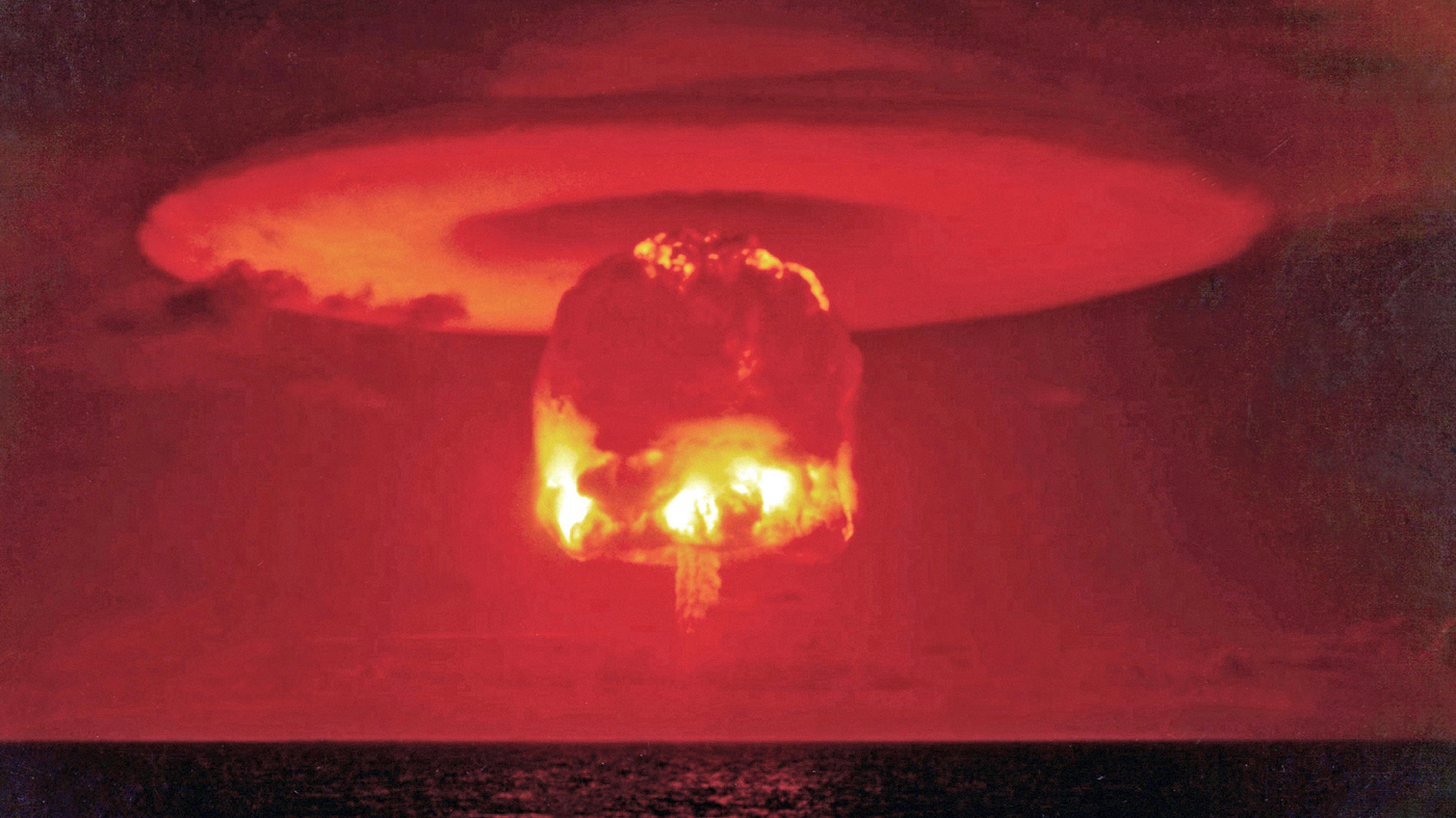 The U S Isn T Buying North Korea S Claim Of An H Bomb