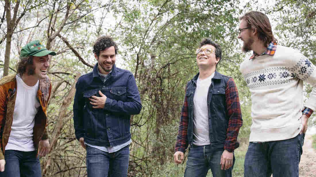 White Denim's new album, Stiff, comes out March 25.