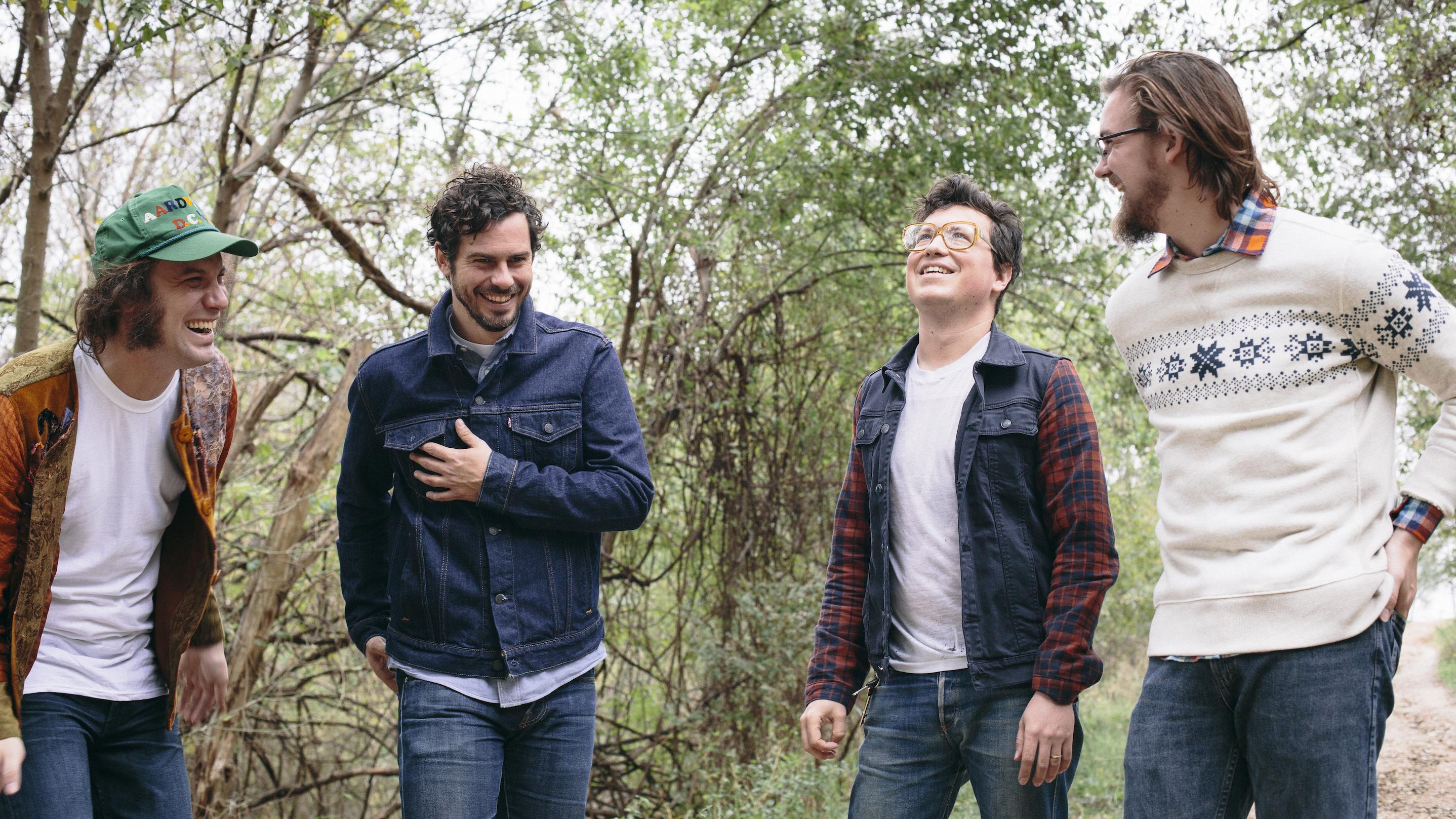 Songs We Love: White Denim, 'Holda You (I'm Psycho)'