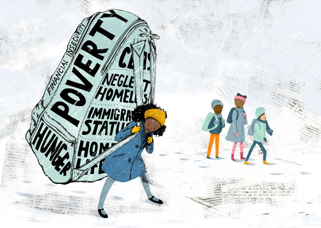 Poverty's Baggage