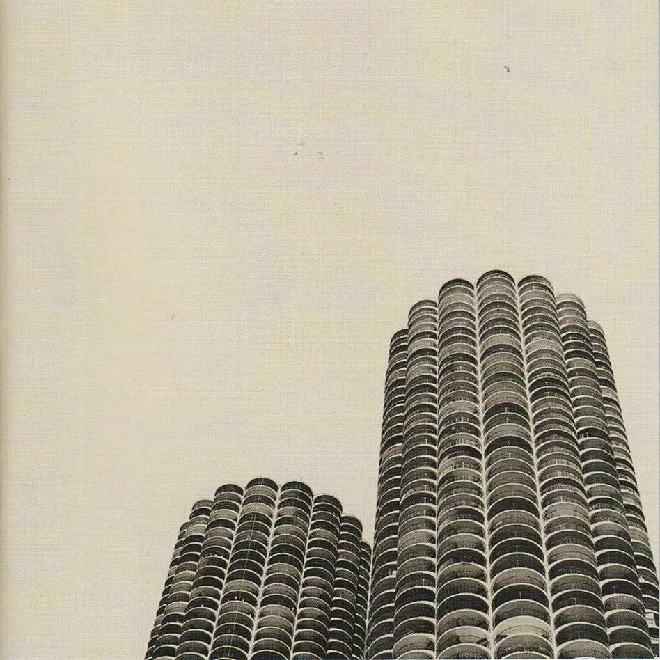 Cover art for Wilco's Yankee Hotel Foxtrot