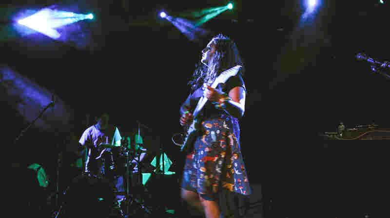 Palehound, Live In Concert