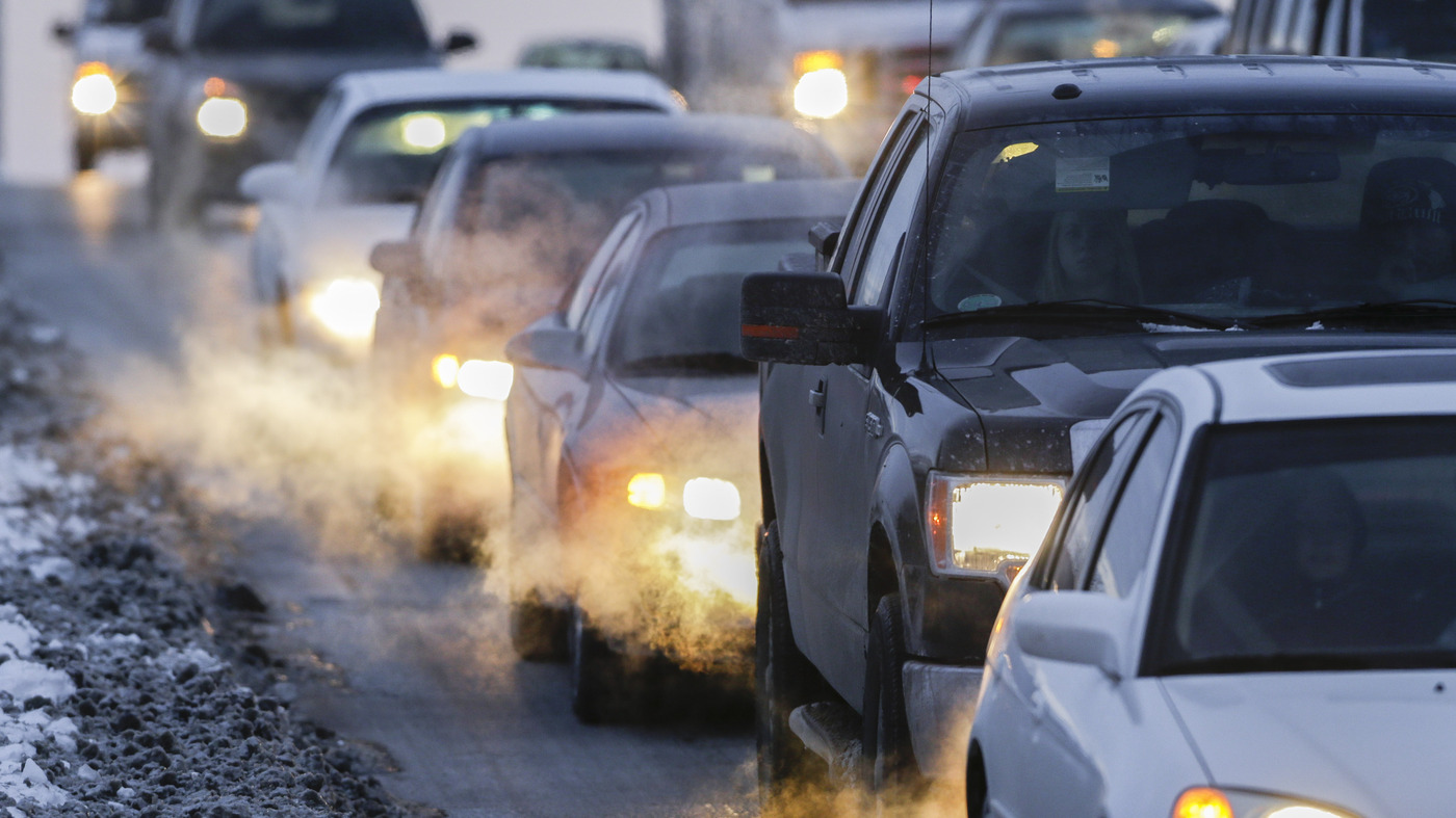Is Obama\'s Hope For Better Fuel Economy Sputtering Out? : NPR