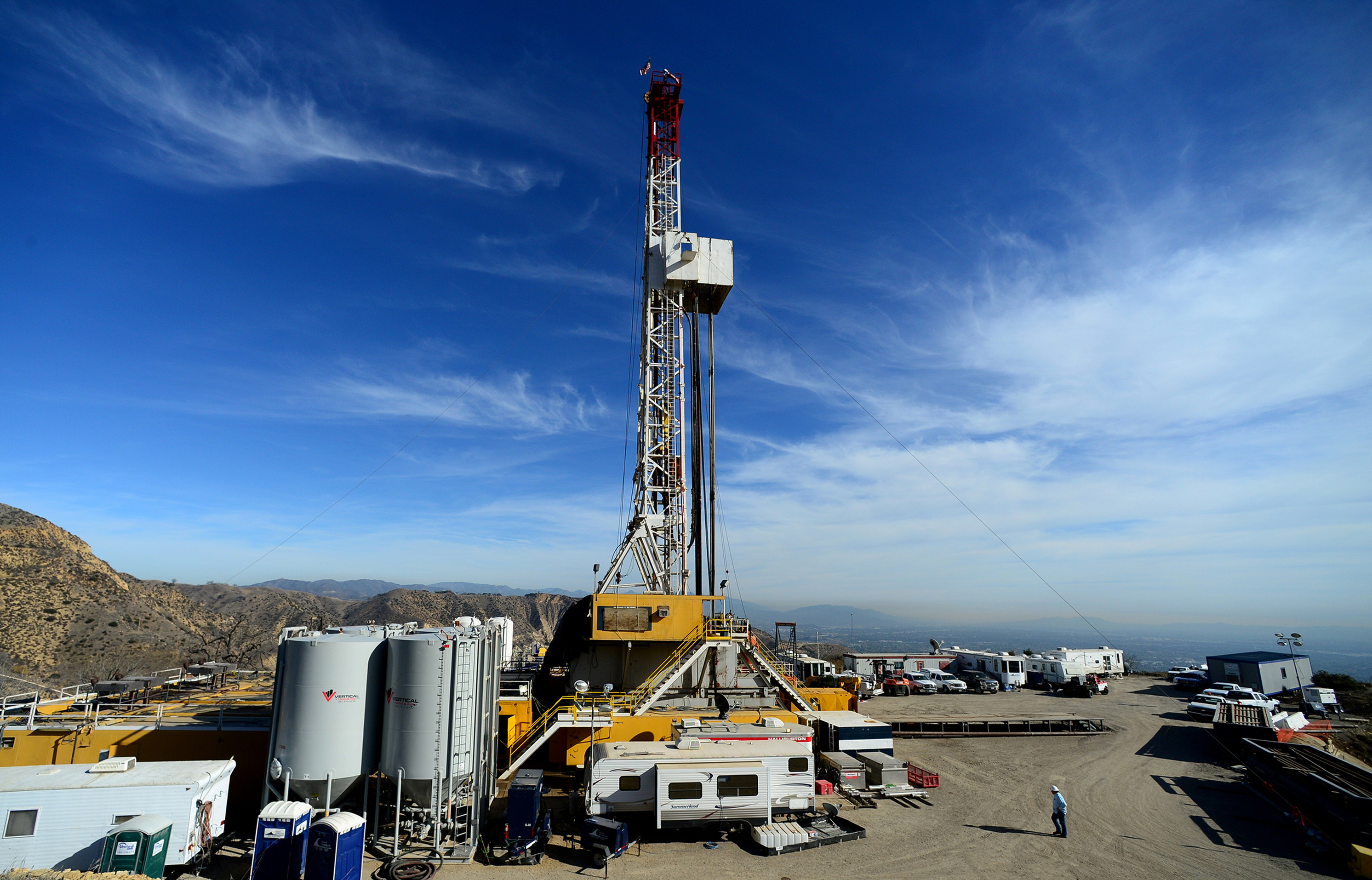 California Declares State Of Emergency Over Months-Long Gas Leak