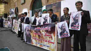 Iran Claims Saudi-Led Coalition Hit Its Embassy In Yemen