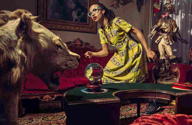 Esperanza Spalding's new album Emily's D+Evolution will be released March 4.