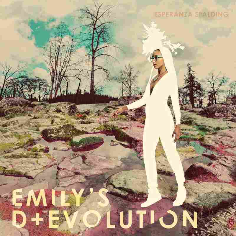 Cover art to Emily's D+Evolution.
