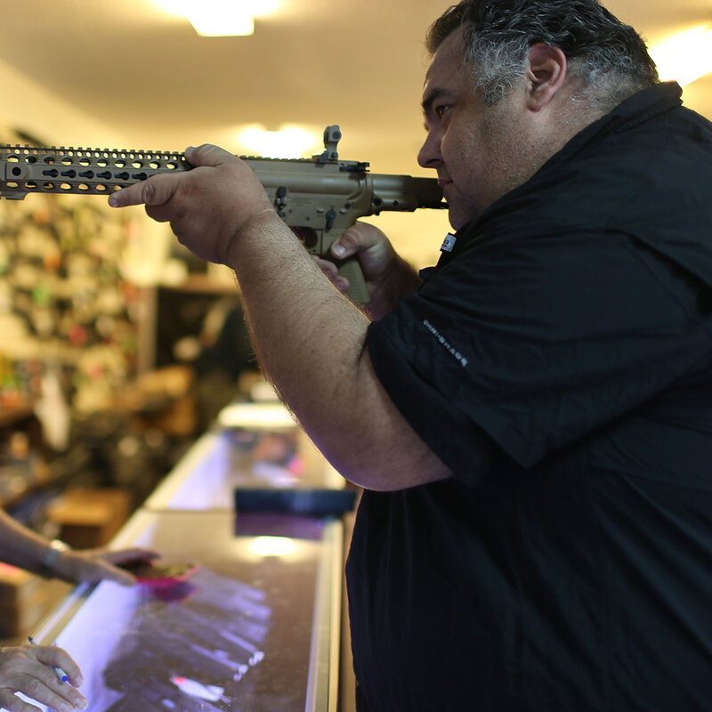 Do-It-Yourself 'Ghost Guns' Bypass Background Checks And