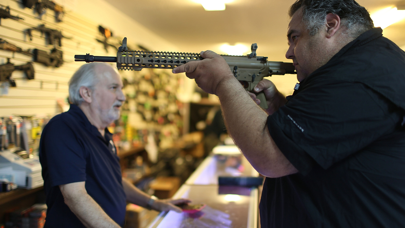 Research Suggests Gun Background Checks Work But They Re Not Everything Npr
