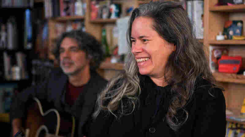 Tiny Desk Concert with Natalie Merchant
