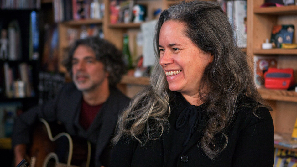 Tiny Desk Concert with Natalie Merchant (NPR)
