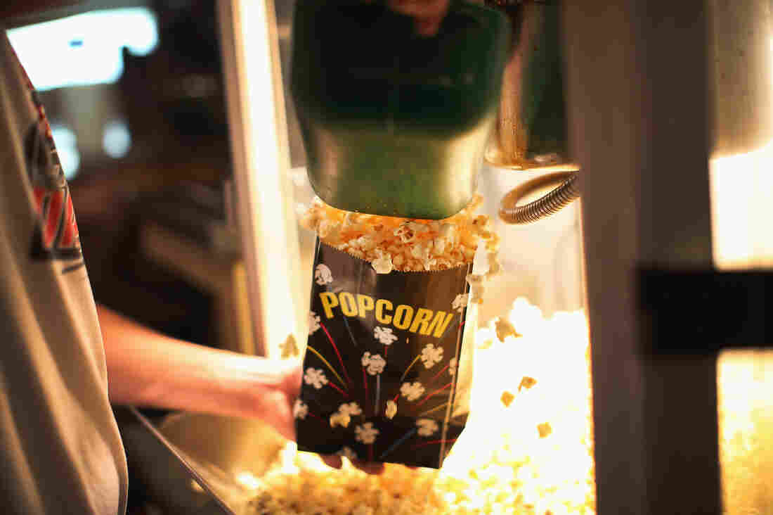 Extra-high amounts of sodium can be hidden in savory snacks like popcorn served at movie theaters and other concession stands.