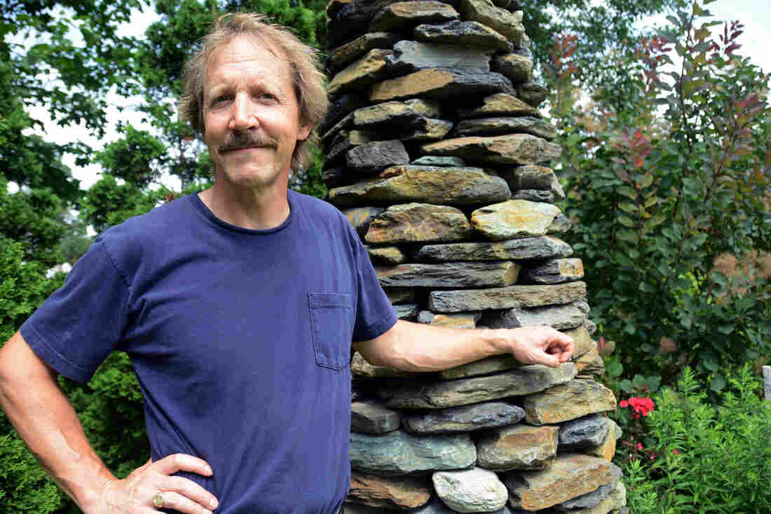 Jamie Masefield made a name for himself leading the Jazz Mandolin Project. When the life of a working musician started to wear on him, the Vermont native became a certified dry stone mason.
