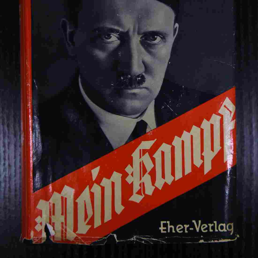 Springtime For Hitler: With 'Mein Kampf' Back In Stores, Germany Turns A Page