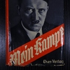 A German edition of Adolf Hitler's Mein Kampf.