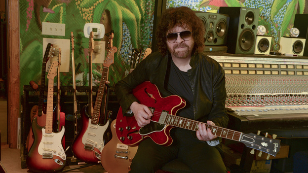 Jeff Lynne. (Courtesy of the artist)