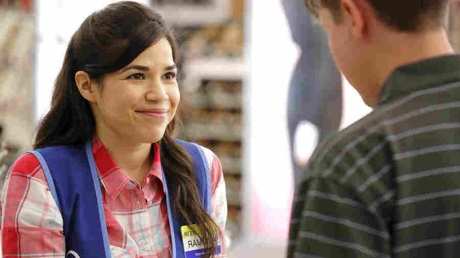 America Ferrera stars in the new NBC comedy Superstore.