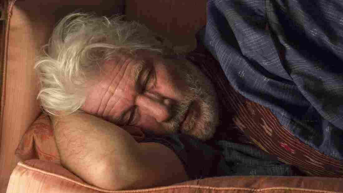 Richard Gere in a scene from The Benefator.