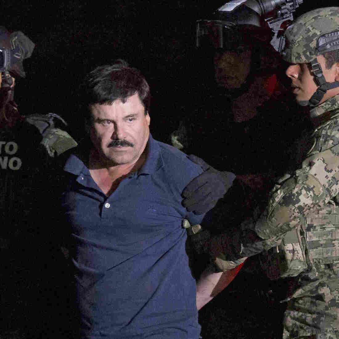 'El Chapo' Talked With Sean Penn, In Clandestine Jungle Interview