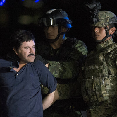 Interview With 'El Chapo' Draws Backlash From Mexican Journalists