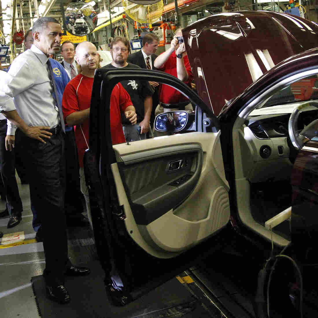 State Of The Obama Economy: Far Better, But Still With Many Troubles