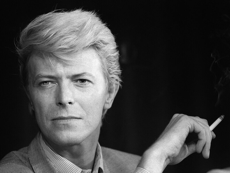 David Bowie, An Icon Who Wrote Anthems For The Alienated : NPR