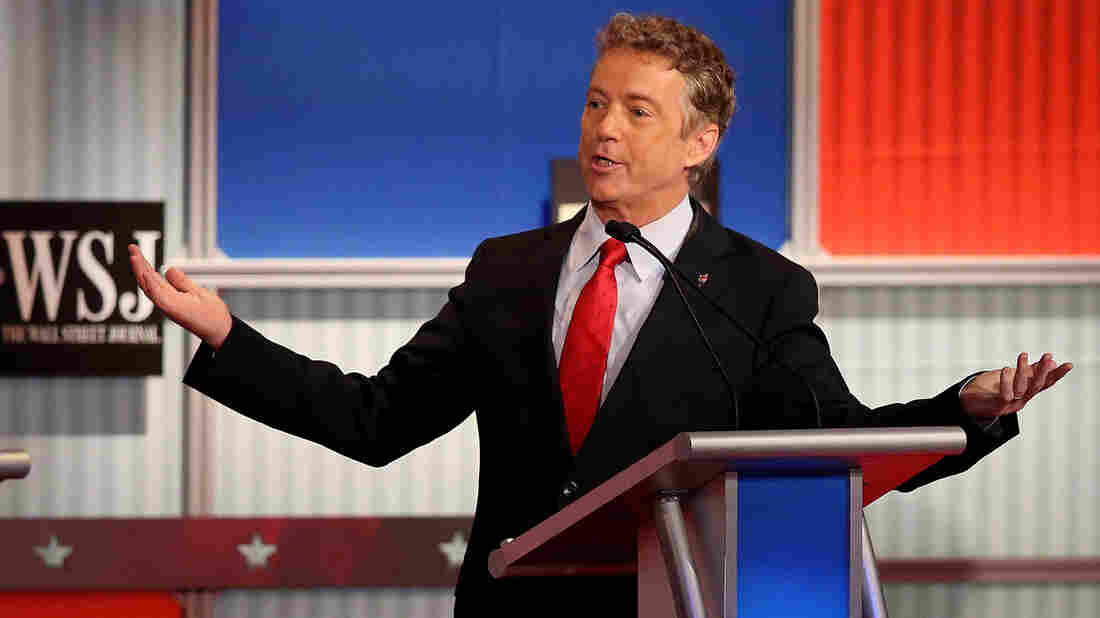 Kentucky Sen. Rand Paul has made the main stage in every GOP presidential debate so far in the 2016 campaign. He will not show up to the next debate on Thursday after being relegated to the lower tier by Fox Business Network.