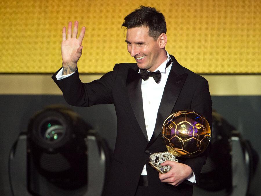 Lionel Messi Picks Up Fifth Ballon D\u0027Or Carli Lloyd Wins For Women  sc 1 st  NPR & Lionel Messi Picks Up Fifth Ballon D\u0027Or Carli Lloyd Wins For ...