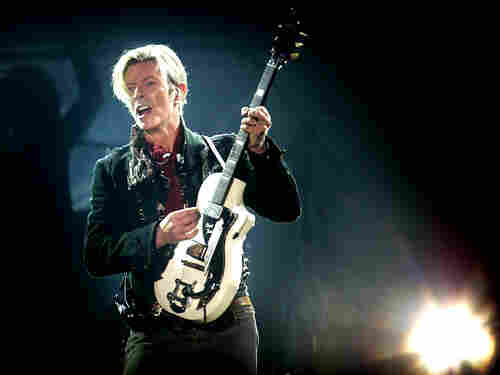 Listen to sessions recorded during Bowie's <em>Heathen</em> and <em>Reality</em> tours in 2002 and 2003.