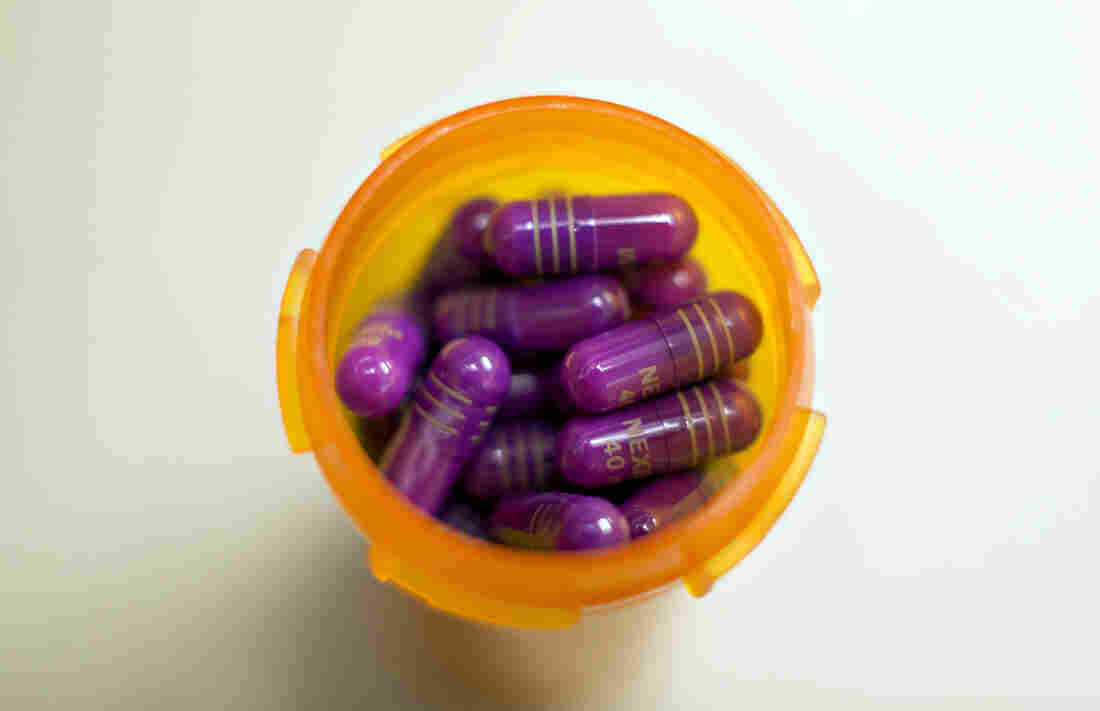 Nexium is one of several popular medications for heartburn and acid reflux called proton-pump inhibitors.