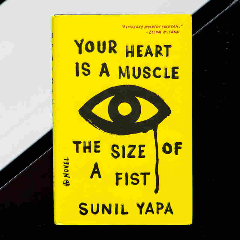 'Your Heart Is A Muscle' Is A Florid, Ambitious Tale Of Protest
