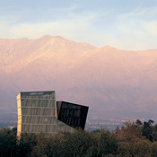 Siamese Towers, San Joaquín Campus, Universidad Católica de Chile, 2005