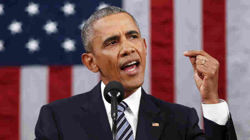 In Valedictory State Of the Union, Obama Defends His Record