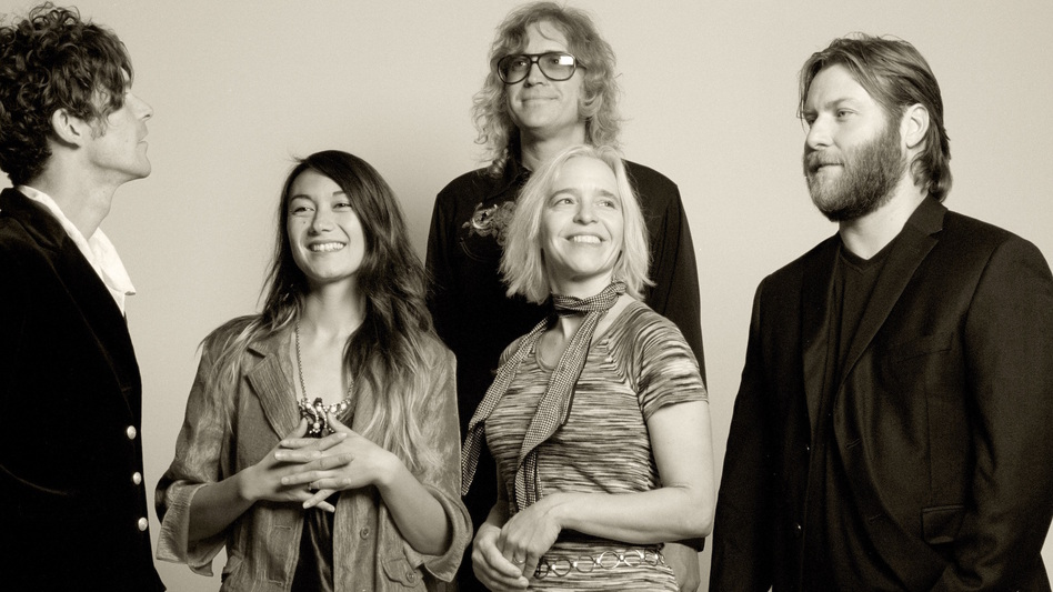 The Besnard Lakes' new album, <em>A Coliseum Complex Museum</em>, comes out Jan. 22.