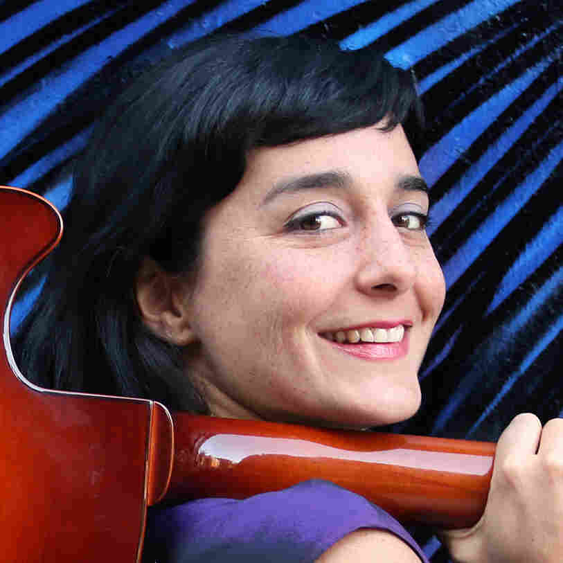 Guitarist and singer Camila Meza will release a new album, Traces, in February.